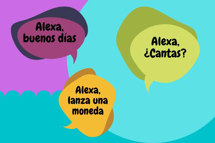 Alexa, buenos días