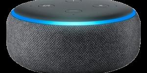 Echo Dot es el altavoz inteligente de Amazon